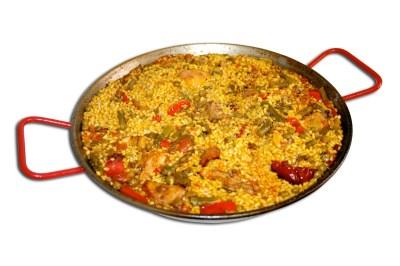 Echte Spaanse paella