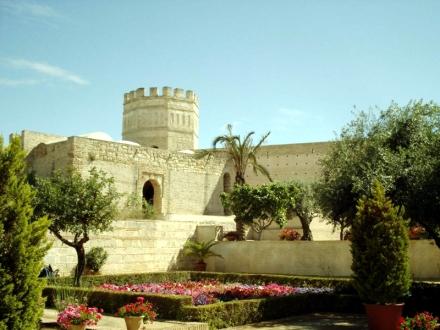 Jerez de la Frontera Alcazar Moorish Fortress