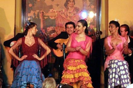 Bodega Flamenca in Jerez de la Frontera