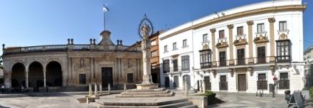Jerez de la Frontera main square