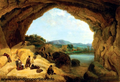 cueva del gato ronda benaojan bandoleros