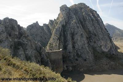 cueva del hundidero Ronda Montejaque dam today