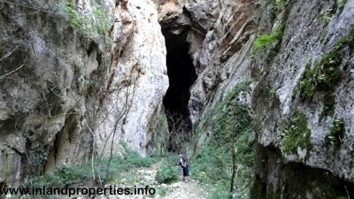 Cueva del Hundidero Ronda Montejaque Entrance