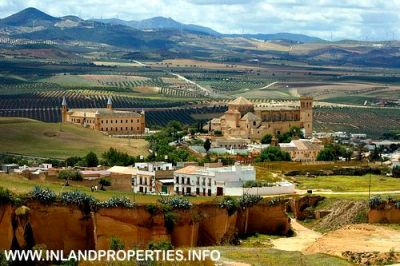 The Town of Osuna Sevilla Spain in Game of Thrones