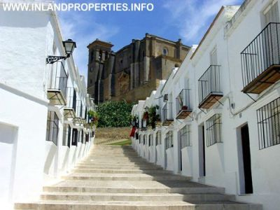 Osuna Streets in Sevilla Spain