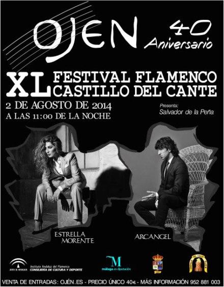 40 Festival Cante Flamenco Ojen 2014