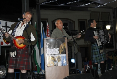 robert de bruce scotland douglas days teba music dance 2014