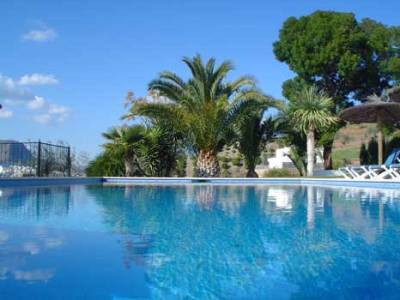 Casa Domingo Bed and Breakfast In Alora Málaga : Swimming Pool
