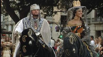 The Moorish rulers of Malaga