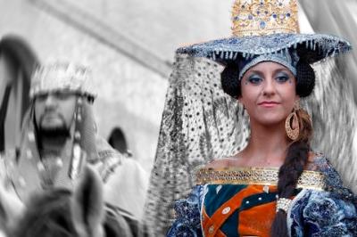 The Moor Princess of Malaga