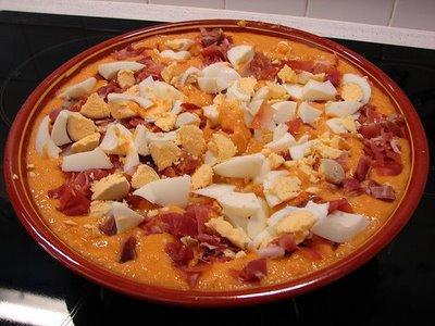 porra antequerana andalucian inland dish