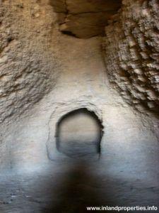 ardales chorro necropolis aguilillas  tumba 5-5