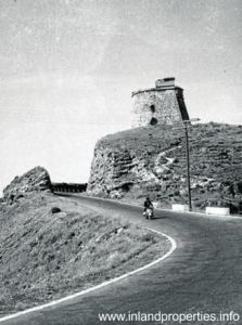 torreblanca fuengirola arab tower fortress coast from the n340 road