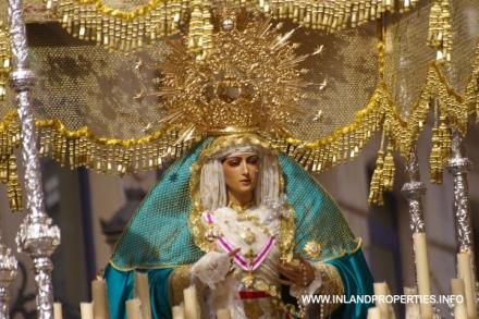 holy week eastern semana santa malaga 2015 dulce nombre