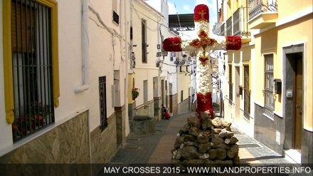 Cruces de Mayo Festival Spain 2015