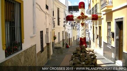 Cruces de Mayo Festival Spain 2015