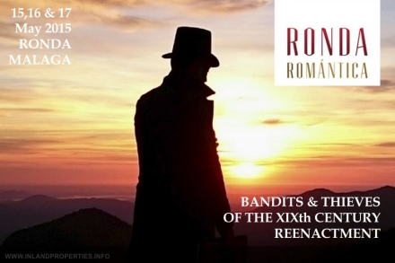 RONDA ROMANTICA 2015 BANDITS THIEVES OF THE XIX CENTURY