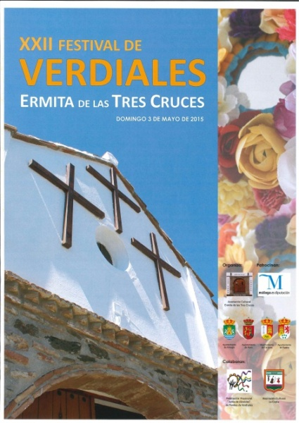 Some more moments of the Verdiales festival at Las Cruces Almogía and Alora