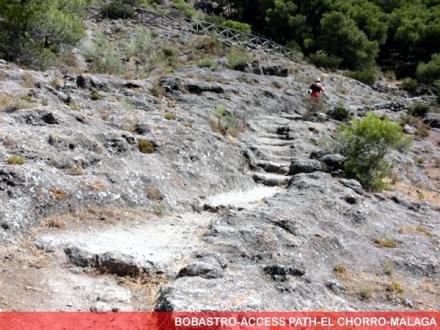 bobastro chorro caminito del rey access walk path