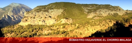 bobastro chorro caminito del rey church mountain location