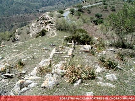 bobastro chorro caminito del rey fortress castle