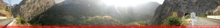 caminito del rey chorro 2003 panoramic 360 2