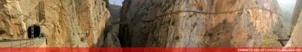 caminito del rey chorro 2003 panoramic 360