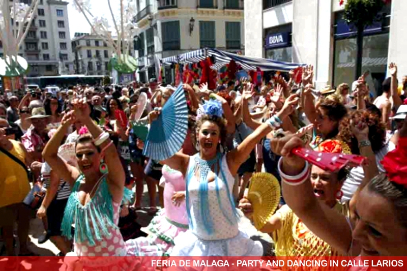Malaga feria 2015 guide to enjoy it or just survive it for Feria outlet malaga 2017