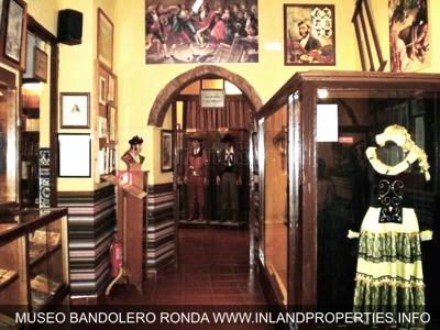 Museo del Bandolero Ronda : Inside